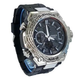 e6c0ab8a927 Relogio Casio Analogico Digital Masculino Prata - Relógios no ...