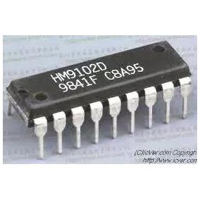 Circuito Integrado Hm9102d Hm9102 9102