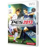 Pro Evolution Soccer 2013 - Nintendo Wii - Original Box