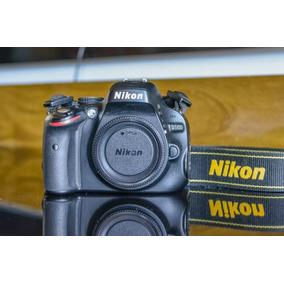 Nikon D5100 Corpo - Conservada E Completa