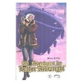 Revista Quadrinhos As Aventuras De Luther Arkmright Nº2