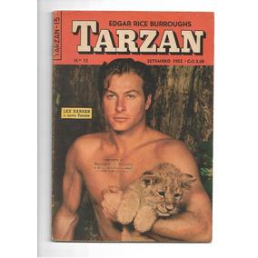 Tarzan (1a. Série ) - 1952 - N. 15 - Ebal - Ótima Condição -