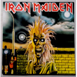 Lp Iran Maiden/1980/novinho