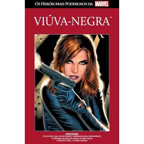 Viúva-negra 6 Marvel Salvat Capa Vermelha