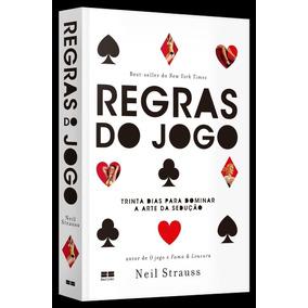 O Jogo A Bíblia Da Sedução De Neil Strauss*