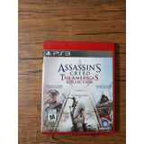 Assasins Creed The Americas Colection Playstation 3 Ps3 !!