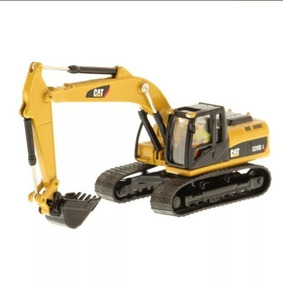 Escavadeira Hidraulica Caterpillar 320dl Diecast 1:87 85262
