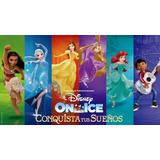 2 Entradas Disney On Ice- Jueves 18/07 19 Hs. Luna Park