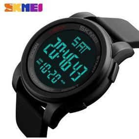 Relógio Skmei 1257 Digital Prova Dágua Tático 50 Mts Grande