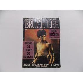 Bruce Lee Revista Cineação Remix Ano 1 Pra Colecionador