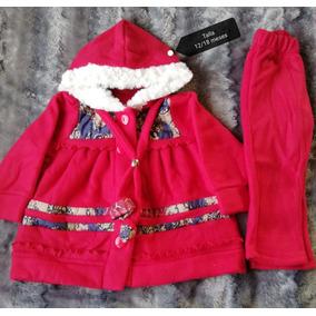 Bonito Abrigo Rojo