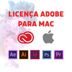 Ativador Pacote Adobe 2019 Para Mac (entrega Imediata)