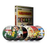 Dvds Mazzaropi Coleção Completa 34 Dvds C Caixa E Capa!