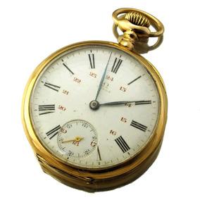 0b5506486eb Relogio Bolso Omega Ferradura - Relógios De Bolso no Mercado Livre ...