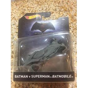 1/32 Hot Wheel Batman Vs Superman Batimovil Nuevo