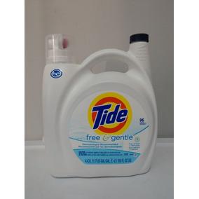 Tide Liquido Para Ropa Free & Gentle