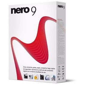 Nero 9 Essentials Completo + Serial Original