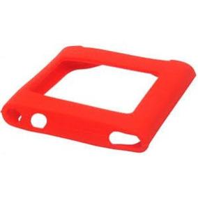 Capa Case De Silicone Apple Ipod Nano 6 Geração 6a Ger