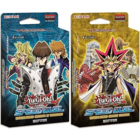 Decks Yugioh Speed Duel - Mestres Do Destino E Duelistas Do
