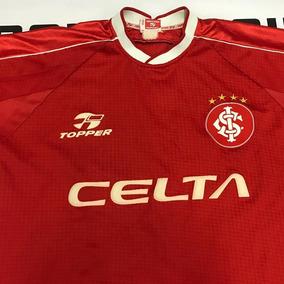 067f813da4 Camiseta De Internacional De Porto Alegre De Brasil Topper