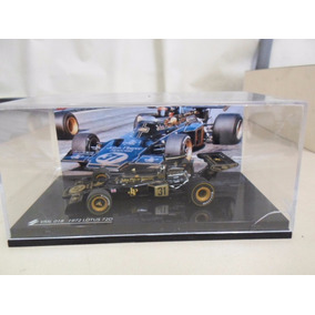1/43 F1 Lotus 72d 1972 Fittipaldi 31- Austria World Champion