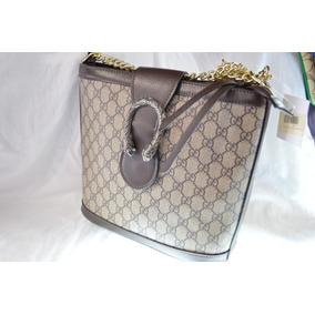 Gucci Dionysus Bucket Bag Herradura Jaguar Correa Cafe