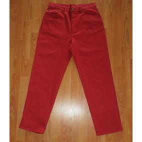 Lauren Jeans /ralph Lauren Jeans Rojo Talla 30 Envio Gratis