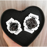 Relojes G Shock Y Baby G 2 X 1 Lovers Collection Pareja