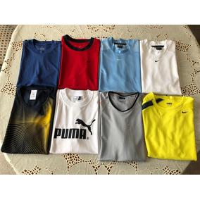 Lote 8 Musculosa Jersey Playera Entrenamiento Nike Puma Adid