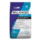 Vitalcan Balanced Perro Adulto Raza Gigante X 20 Kg Env S/c