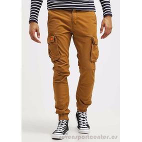 Pantalon Gabardina Hombre - Pantalones de Hombre Marrón en Buenos ... d23cb64d8c96