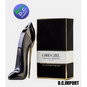 Perfume Carolina Herrera Good Girl 80ml - Perfumes no Mercado Livre ... 360c46c654