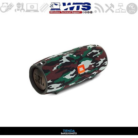 Corneta Jbl Inalámbrica Charce 3 Bluetooth Camuflada