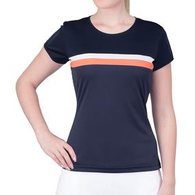 Camiseta Da Adidas Feminina Azul - Calçados 7d7689ae0c2a3