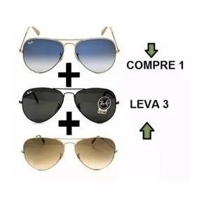 d1241fb7ec0f5 Oculos De Sol Ray Ban Rb 4279 Originais Compre 1 Leve 2. 2 vendidos - Goiás  · Atacado Kit 3 Óculos Feminino Avdr Uv400 Pague 1 Leve 3