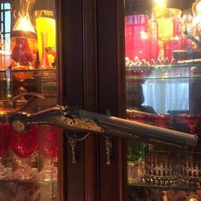 Arma , Garrucha Antiga, Pra Decoração, Cênica