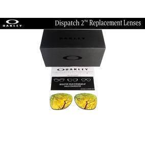 Micas De Reemplazo Para Oakley Dispatch 2 Color 24k