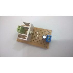 Regulador De Tensão 13,8v / 5v 1a Regulador 7805 Arduino