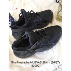 d83ebbe1af4 Nike Huarache Mujer Negras Talle 37 - Zapatillas en Mercado Libre ...