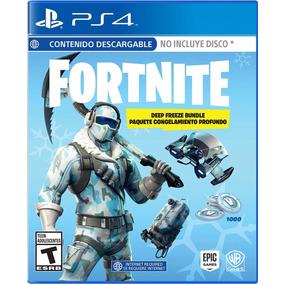 ..:: Fortnite Deep Freeze Bundle ::.. Para Ps4 En Gamewow