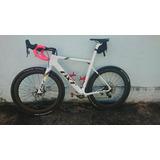Gravel / Ciclocross Bxt Carbom Tamanho 56
