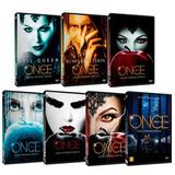 Série Once Upon A Time 1ª A 7ª Temporada