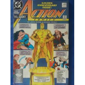Action Comics Nr. 600 - Dc Original Eua