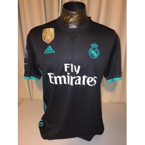 Jersey Real Madrid Negra Ronaldo en Mercado Libre México 6f0ae007cd475