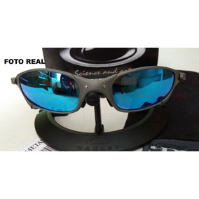0a8afa3d4229a Oakley Juliet Ice Cromada Lupa - Óculos no Mercado Livre Brasil
