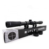Mira Telescopica 4 X 20 Rifle Cal.22 Pistolas De Aire Gotcha