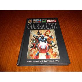 Hq Guerra Civil Marvel Salvat.