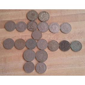 Monedas Mexicanas Antiguas De 10, 20 50 Y 200 Pesos