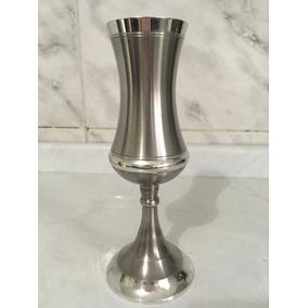 Taça Para Champagne Em Estanho Maravilhosa Reguinte Design