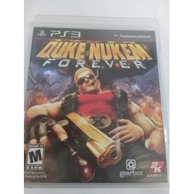 Jogo Playstation 3 Ps3 Duke Nukem Forever